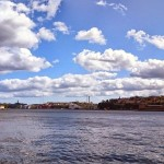 Panorama from Stockholm by the Sea by Ingemar Pongratz